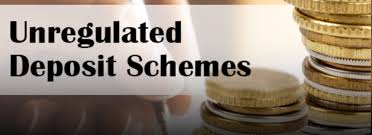 The Banning of Unregulated Deposit Schemes Act, 2019