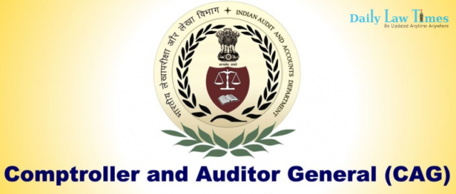 CAG Issues Regulations On Audit And Accounts (Amendments), 2020
