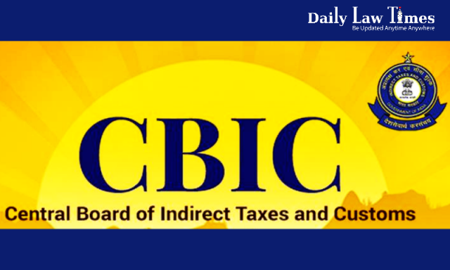 CBIC Released Updated CGST Act, 2017 Upto September 30, 2020