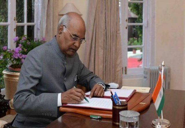 Centre Notifies Jammu And Kashmir Official Languages Act, 2020