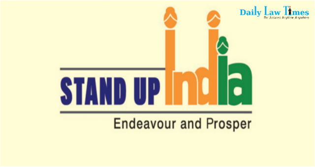 Centre Extends Stand Up India Scheme To Year 2025